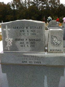 Jeanne <i>Prejean</i> Bernard