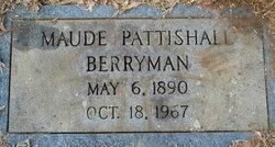 Maud Irene <i>Pattishall</i> Berryman