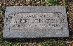 Albert John Cross