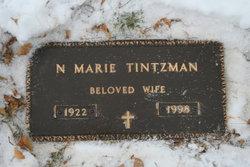 Nancy Marie <i>Kallin</i> Tintzman