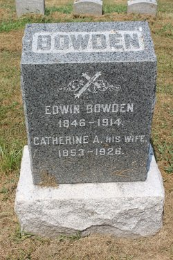 Catherine A Bowden