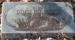 Doris <i>Hinerman</i> Fauley