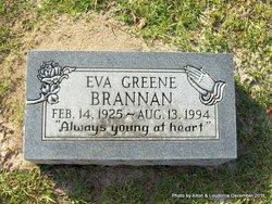 Eva <i>Greene</i> Brannan