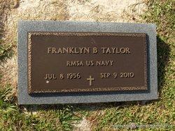 Franklyn B. Buzzy Taylor