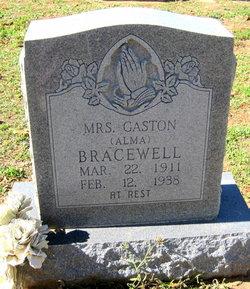 Alma Leona <i>Freeman</i> Bracewell
