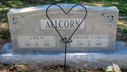 Christine <i>Clements</i> Allcorn