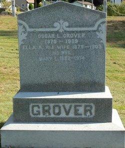 Ella M <i>Roberts</i> Grover