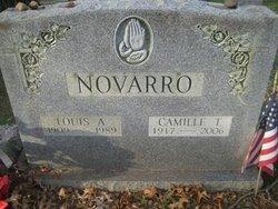 Camille T Novarro
