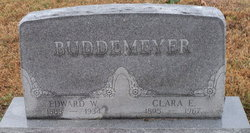 Edward William Buddemeyer