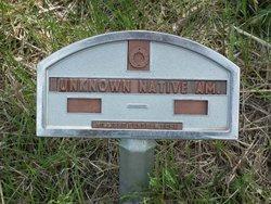 Unknown Native Am.