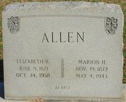 Marion H. Allen