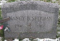 Nancy B. Shipman