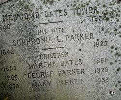 Mary Parker Bates