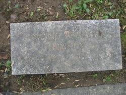 Francis Newlands Johnston