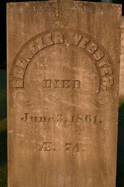 Ebenezer Webster