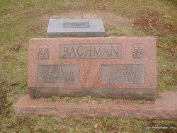 Catherine <i>Wentz</i> Bachman