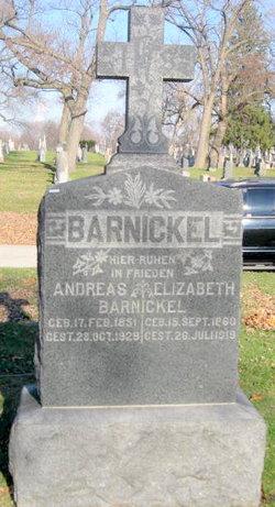 Elizabeth <i>Betz</i> Barnickel