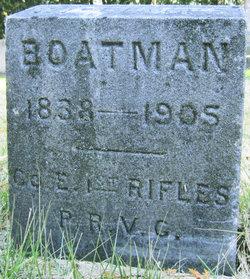William Steele Boatman