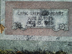 Craig Shepherd Adams