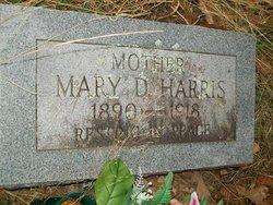 Mary Delphia <i>Brookshire</i> Harris