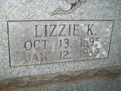 Lizzie K Harris