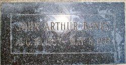 John Arthur Banks