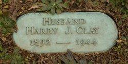 Harry J Clay