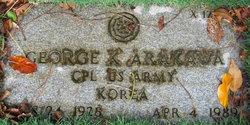 George K. Arakawa