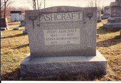 Anna Maria <i>Heft</i> Ashcraft