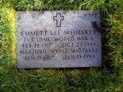Emmett Lee Whitaker
