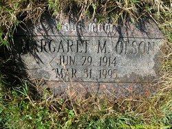 Margaret M. <i>Daly</i> Olson
