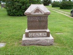 Wilhelmina Minnie <i>Bauer</i> Geiszler