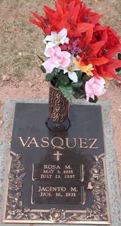 Rosita Rosa <i>Martinez</i> Vasquez