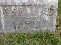 Minnie C <i>Meyer</i> Adams