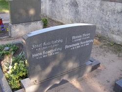 Aloisia <i>Meir</i> Koschatzky