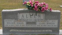 Gladys <i>Burnside</i> Allen