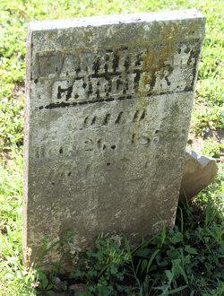 Harriet C. Garlick
