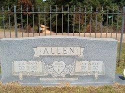 Eva <i>Oliver</i> Allen