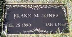 Frank Marion Jones