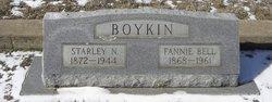 Fannie Arabella <i>Murchison</i> Boykin