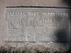 Abraham Owen Smoot Webb, Sr