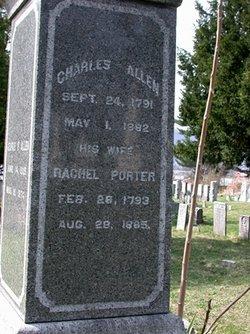 Rachel <i>Porter</i> Allen