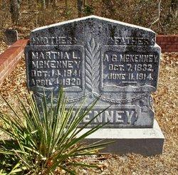 Martha Luvicy <i>Gresham</i> McKenney