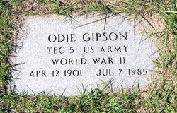 Odie Gipson