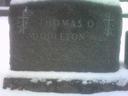 Dr Thomas O. Middleton