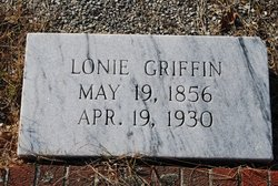 Lucy A Lonie <i>King</i> Griffin