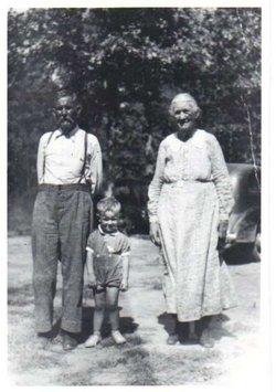 Margaret Jane <i>Burris</i> Moore