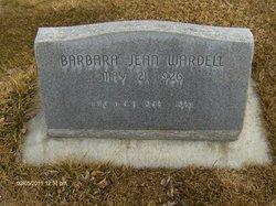Barbara Jean Wardell