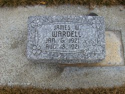 James W Wardell