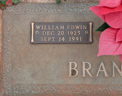 William Edwin Ed Bransford